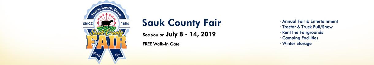 Sauk County Fair, Baraboo, Wisconsin